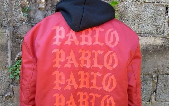 Jaqueta Bomber (Pablo - Kanye West) - Vermelha